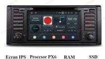 Navigatie Android BMW Seria 5 E39 X5 E53 Octa Core...