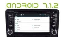 NAVIGATIE ANDROID DEDICATA AUDI A3 16GB WIFI CARKI...