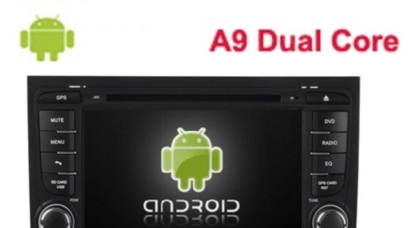 NAVIGATIE ANDROID DEDICATA AUDI A4 S4 RS4 SEAT EXEO EDOTEC EDT-G050
