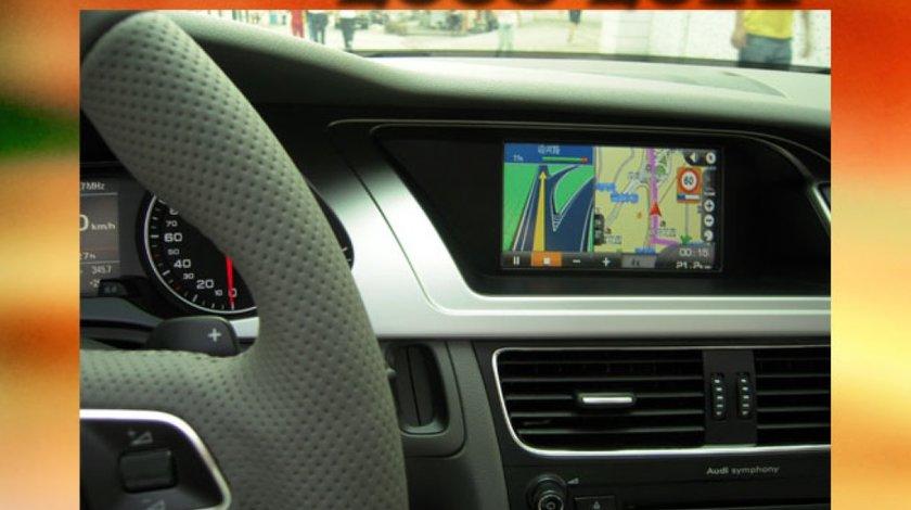 NAVIGATIE ANDROID DEDICATA AUDI A4L B8 A5 Q5 WITSON W2-M310 PLATFORMA S160 QUAD CORE 16GB GPS WAZE