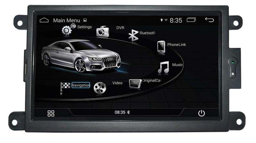 NAVIGATIE ANDROID DEDICATA AUDI A4L B8 A5 Q5 EDOTEC EDT-L8665 16GB GPS WAZE