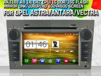 NAVIGATIE ANDROID DEDICATA OPEL ASTRA H WITSON W2-M019 S160 3G WIFI GPS  MIRROR LINK MODEL PREMIUM