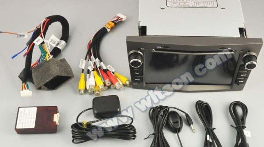 NAVIGATIE ANDROID DEDICATA Opel Corsa D WITSON W2-B5312 ECRAN CAPACITIV I