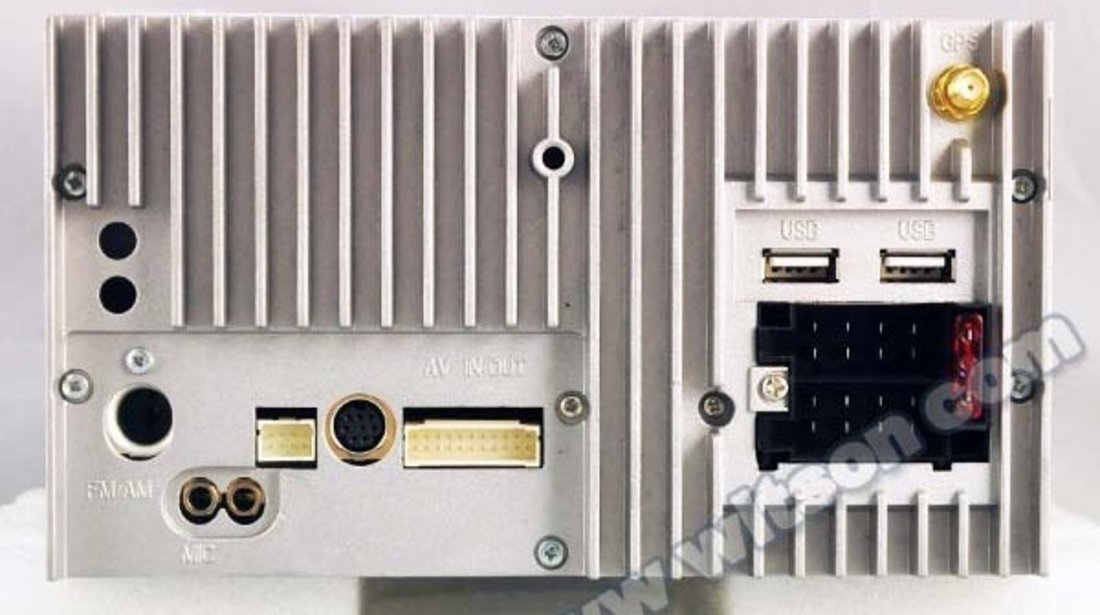 NAVIGATIE ANDROID DEDICATA Opel Tigra B WITSON W2-B5312 ECRAN CAPACITIV I