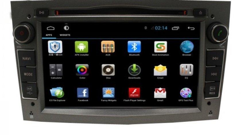 NAVIGATIE ANDROID DEDICATA Opel Vivaro  Edotec EDT-G019 PROCESOR QUADCORE 16 GB INTERNET 3G WIFI