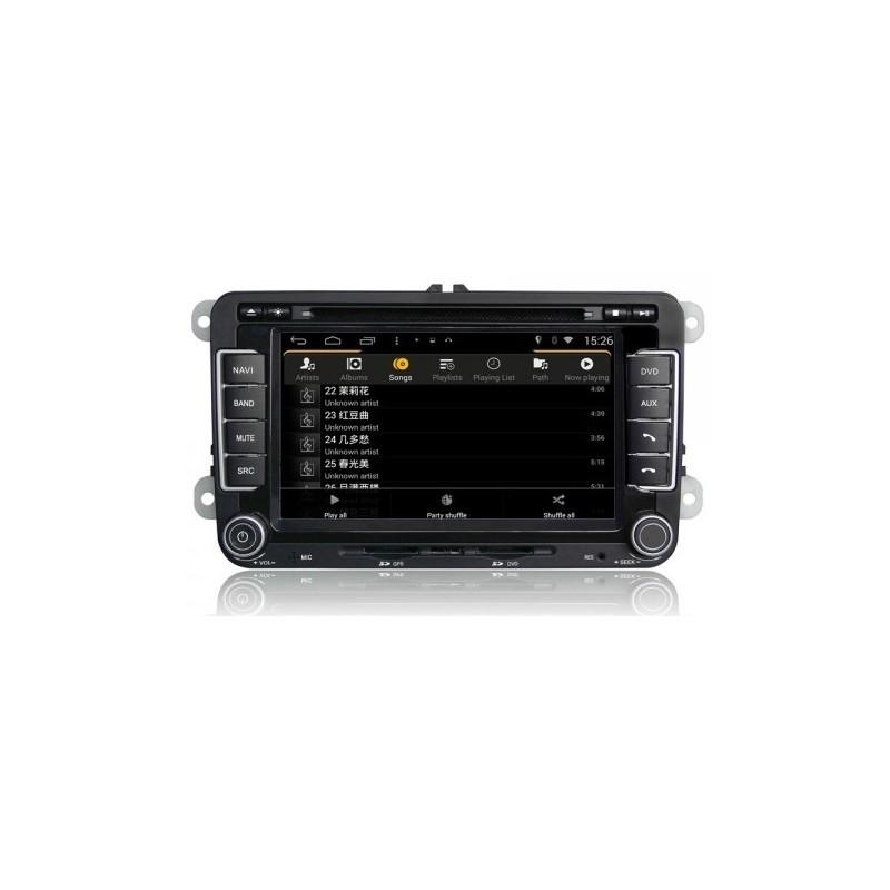 NAVIGATIE ANDROID DEDICATA Skoda Yeti 2009 EDOTEC EDT M305 PLATFORMA S160 QUADCORE 16GB WIFI