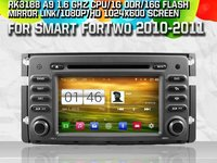 NAVIGATIE ANDROID DEDICATA SMART ForFour Fortwo WITSON W2-M087 PLATFORMA S160 PROCESOR QUADCORE 16GB