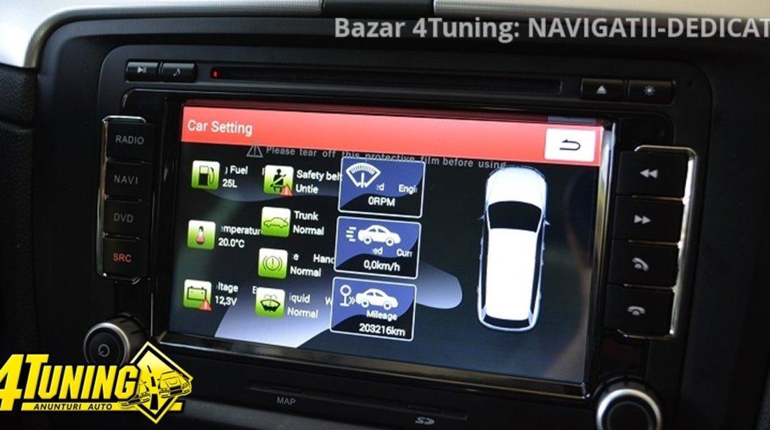 NAVIGATIE ANDROID DEDICATA VW Beetle 2012 WITSON W2-M305 PLATFORMA S160 QUADCORE 16GB 3G WIFI WAZE