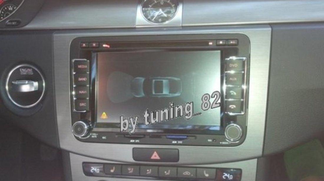 NAVIGATIE ANDROID DEDICATA VW SKODA SEAT EDOTEC EDT-M305 PLATFORMA S160 GPS 3G WIFI WAZE MIRRORLINK