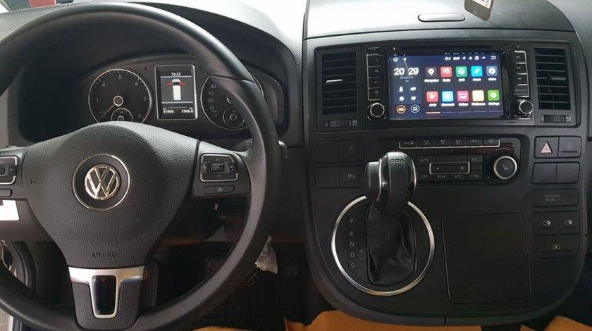 NAVIGATIE ANDROID DEDICATA VW TOUAREG MULTIVAN TRANSPORTER T5 2GB RAM NAVD-A9200