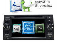 Navigatie Android Ford FOCUS 2 C MAX QUAD CORE INTERNET Ecran Capacitiv NAVD-i9488