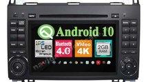Navigatie Android Mercedes A B Class Vito Viano Sp...