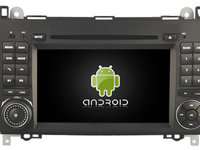Navigatie Android Mercedes Sprinter Quad Core Ecran Capacitiv Carkit Internet NAVD-A068