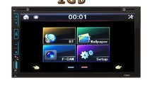 NAVIGATIE ANDROID Nissan micra DVD PLAYER AUTO 2DI...