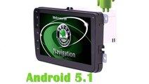 Navigatie Android Octa Core Skoda, Fabia, Skoda Oc...