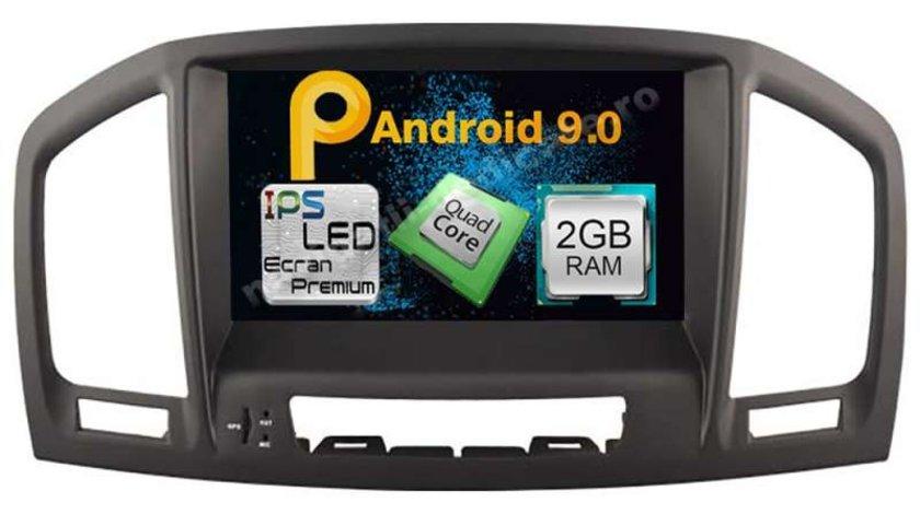 Navigatie Android Opel INSIGNIA DVD GPS CARKIT Bluetooth USB WAZE NAVD-A573