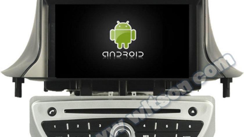 Navigatie Android RENAULT FLUENCE MEGANE 3 DVD GPS Auto CARKIT NAVD-A5515