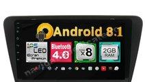 Navigatie Android SKODA OCTAVIA 3 2013+ Carpad Ecr...