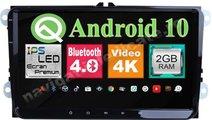 Navigatie Android Vw Passat B6 B7 CC Golf 5 6 Jett...