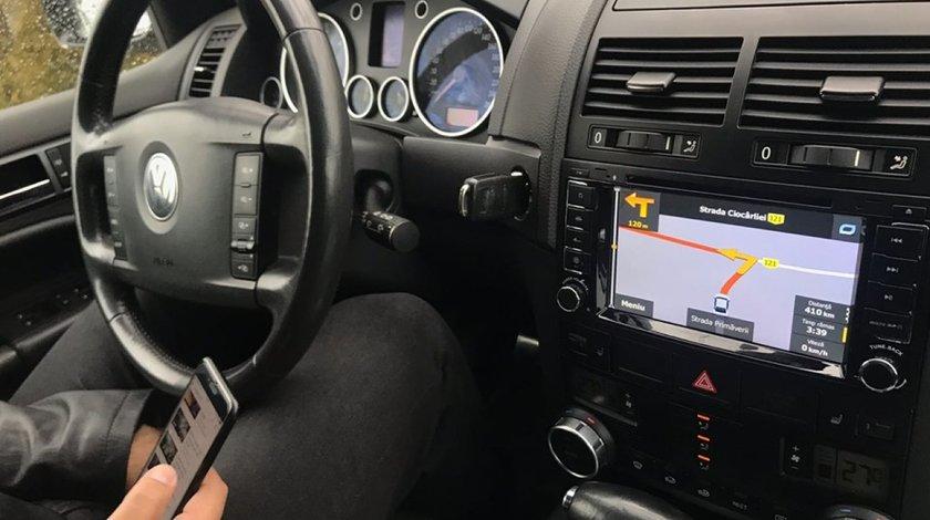 Navigatie Android VW Touareg MULTIVAN T5 DVD GPS AUTO NAVD A9200