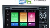 Navigatie AUDI A4 Android 6.0 Octa Core Internet N...