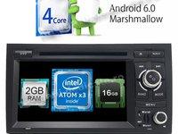 Navigatie Audi A4 B6 Android Internet Carkit NAVD i050