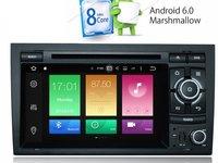 Navigatie Audi A4 B7 B6 Android Internet NAVD-P050