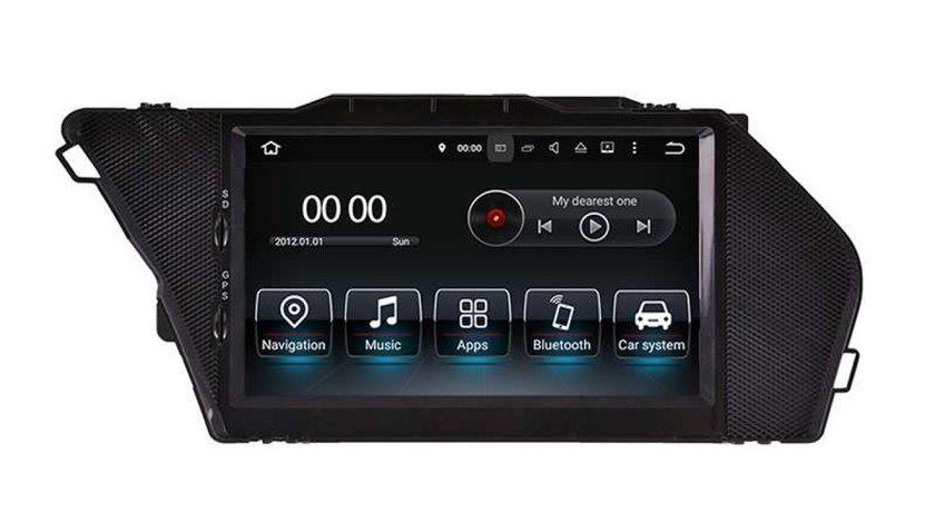 NAVIGATIE AUTO CU ANDROID BLUETOOTH GPS USB DEDICATA MERCEDES GLK X204 NAVD-X204