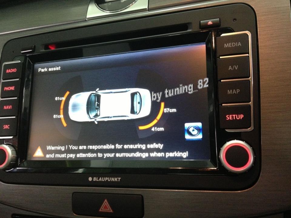 NAVIGATIE BLAUPUNKT PHILADELPHIA 835 DEDICATA VW AMAROK DVD GPS CARKIT MONTAJ AUTORIZAT