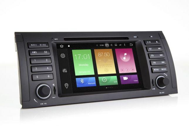 Navigatie BMW E39 Seria 5 Android 6.0 Waze NAVD-P082