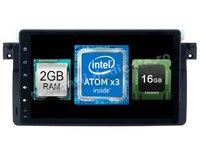 Navigatie BMW E46 Android INTERNET CARKIT USB NAVD-i9052