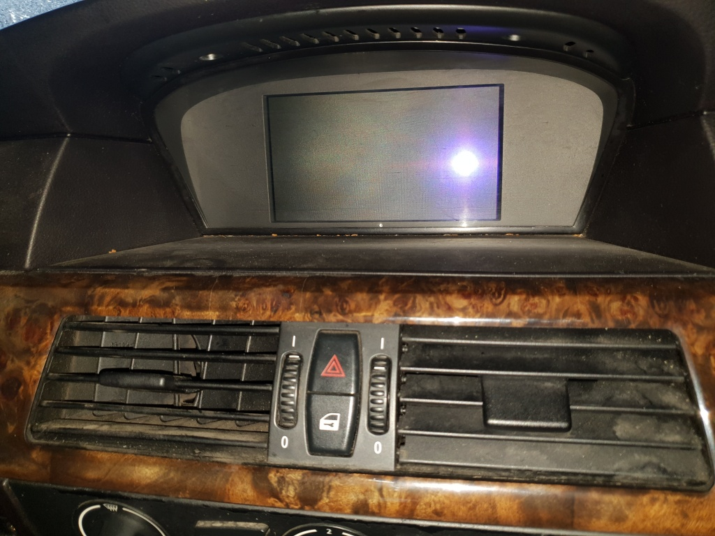 Navigatie BMW E60