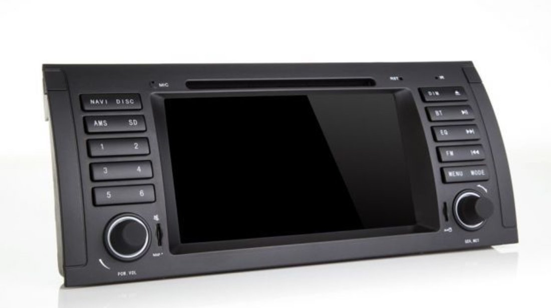 Navigatie BMW Seria 5 E39 Android 6.0 Carkit Internet NAVD-P082