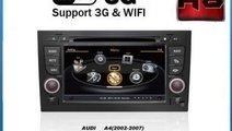 Navigatie Car Pc Witson W2 C050 Dedicata AUDI A4 I...