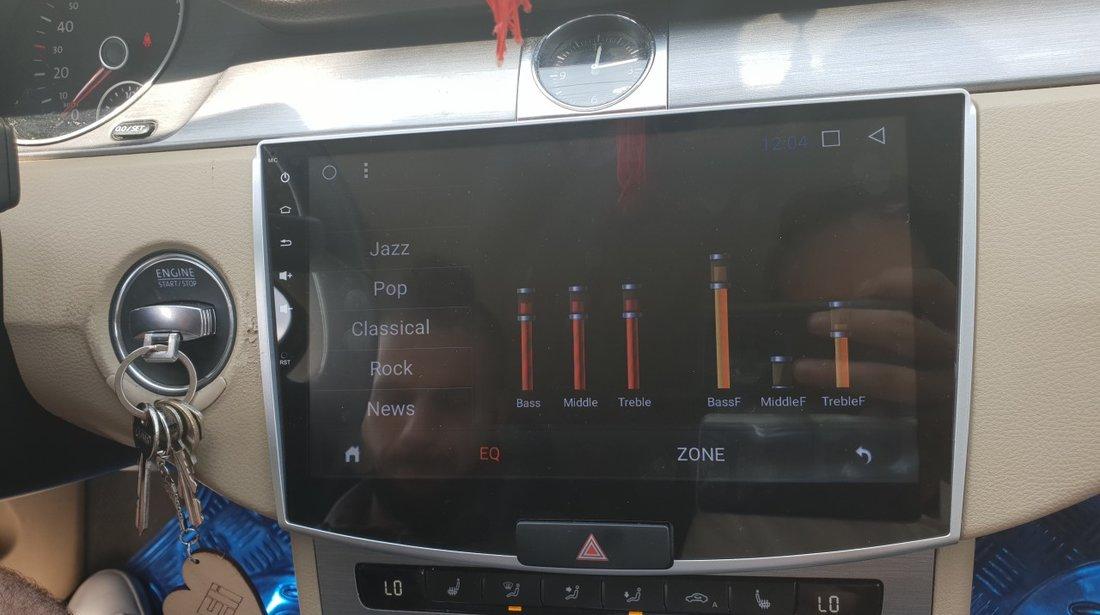 NAVIGATIE CARPAD ANDROID 7.1 CMP1001T3 DEDICATA VW PASSAT B6 B7 CC ECRAN 10.1'' INTERNET 4G DVR WAZE