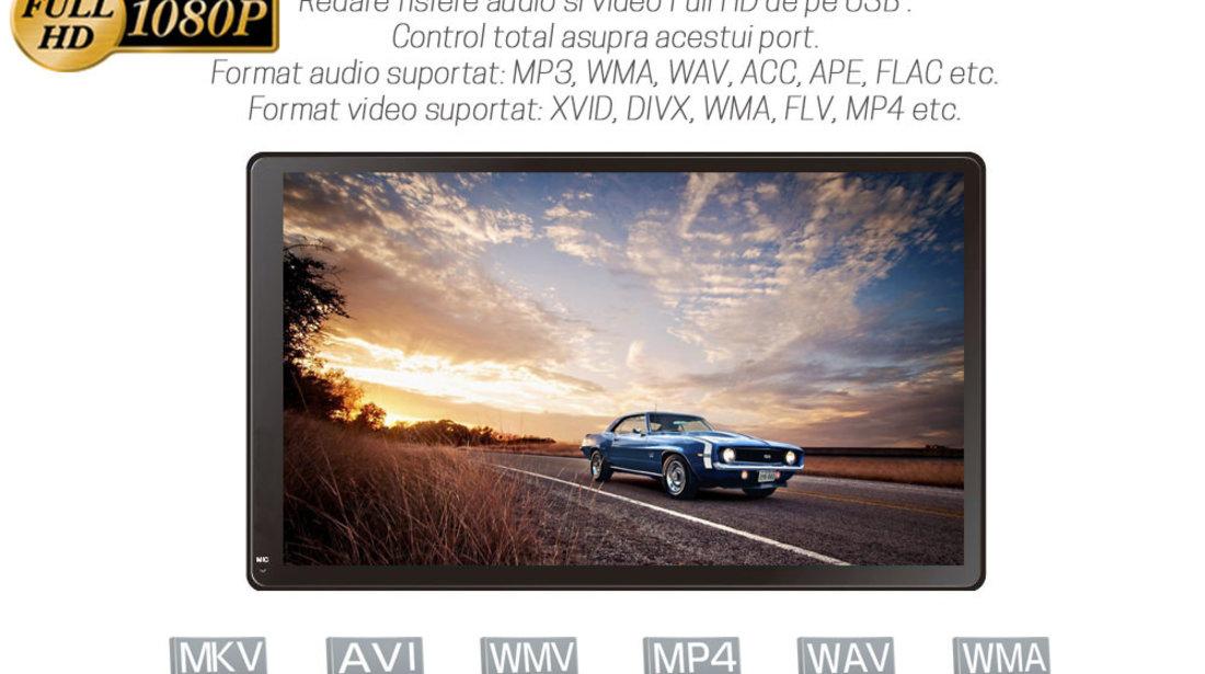 NAVIGATIE CARPAD ANDROID 7.1 DEDICATA MERCEDES CLASA G W463 1998-2004 NAVD-E902MB DVR CARKIT GPS 3G