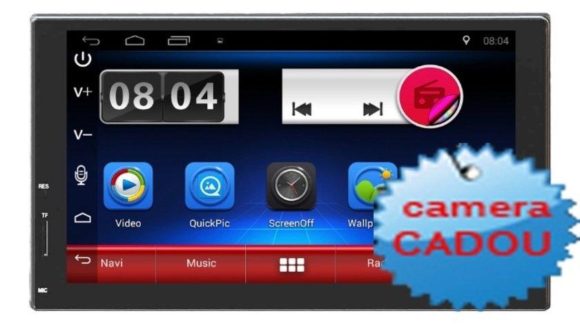 NAVIGATIE CARPAD ANDROID 7.1 DEDICATA SKODA TOUR GPS AUTO CARKIT USB WAZE NAVD-E902N
