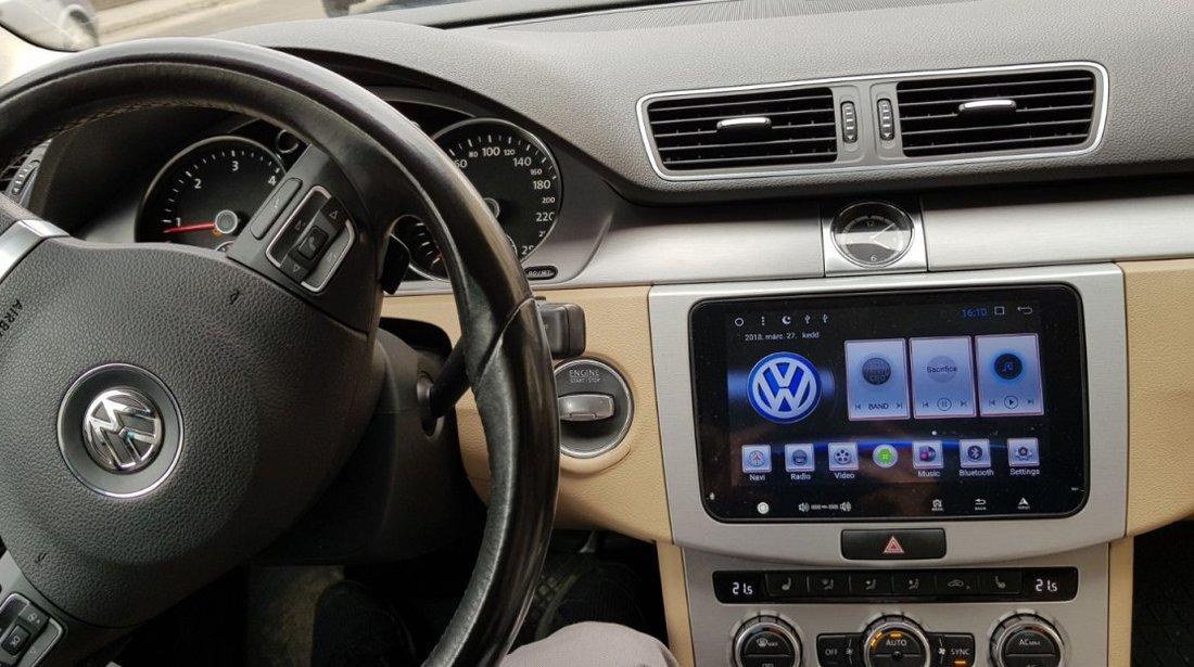 NAVIGATIE CARPAD ANDROID 7 DEDICATA VW SKODA SEAT ECRAN 9'' CAPACITIV 16GB 2GB RAM INTERNET 4G WIFi