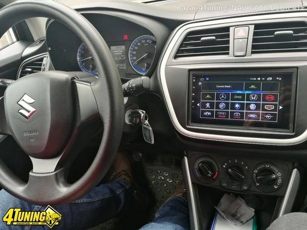 "NAVIGATIE CARPAD ANDROID CARGUARD CD777 DEDICATA FORD FOCUS MK1 ECRAN DE 7"" GPS CARKIT 3G WIFI WAZE"
