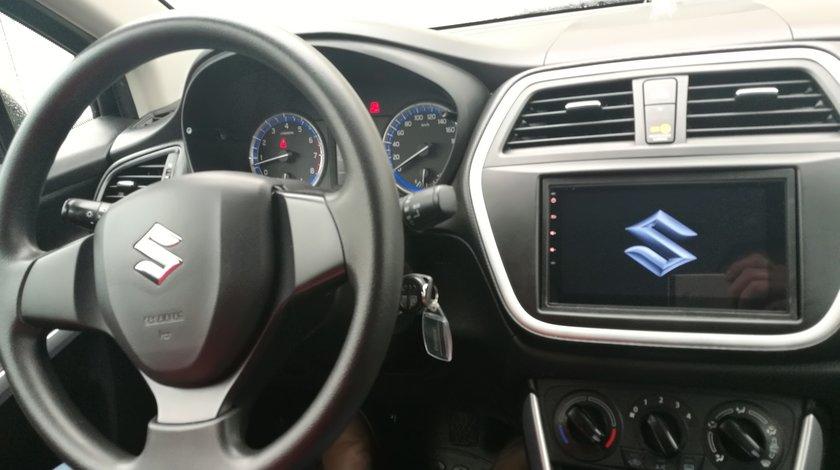 "NAVIGATIE CARPAD ANDROID CARGUARD CD777 Dedicata Suzuki SX4 2013-2018 LCD 7"" GPS CARKIT 3G WIFI WAZE"