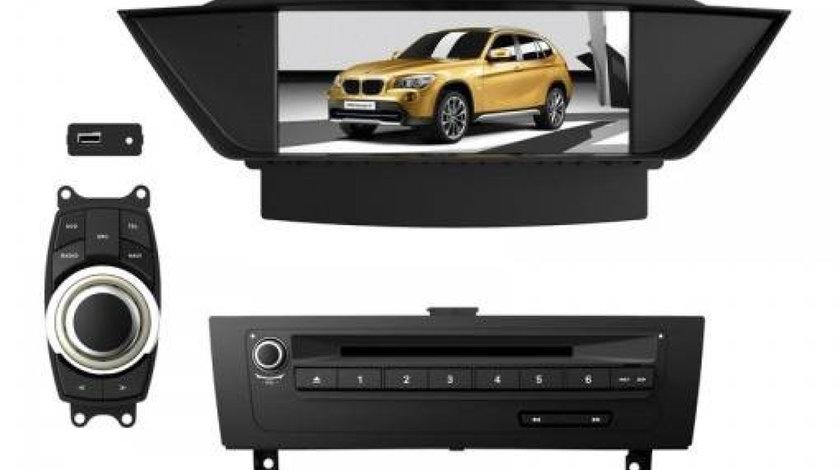 "NAVIGATIE CARPAD ANDROID DEDICATA BMW X1 9""CAPACITIV 16GB INTERNET 3G WIFI PROCESOR CORTEX A9 WAZE"