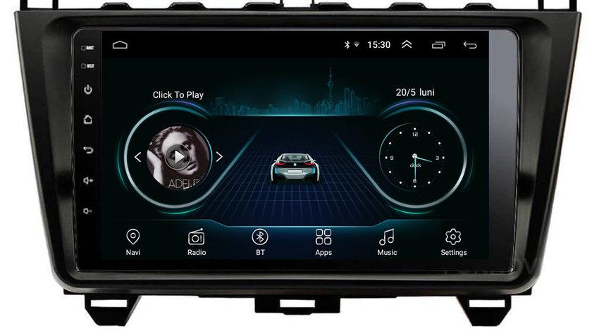"NAVIGATIE CARPAD ANDROID DEDICATA MAZDA 6 LCD 9""16GB INTERNET WIFI GPS WAZE Model Edotec EDT-L012"