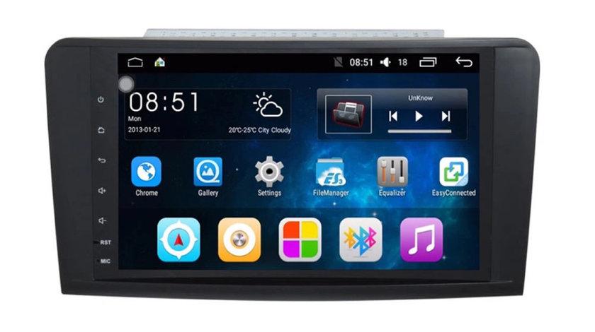 """NAVIGATIE CARPAD ANDROID DEDICATA MERCEDES GL X164 ECRAN 10""""CAPACITIV 16GB INTERNET 3G WIFI EDT-L213"""