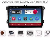 NAVIGATIE CARPAD ANDROID DEDICATA SKODA RAPID EDONAV E305 ECRAN 9'' CAPACITIV 16GB INTERNET 3G