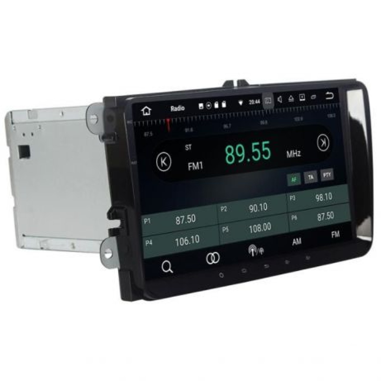 NAVIGATIE CARPAD ANDROID DEDICATA Skoda Roomster NAVD-MT9800 9'' 16GB 2GB RAM GPS WAZE CAMERA BONUS!