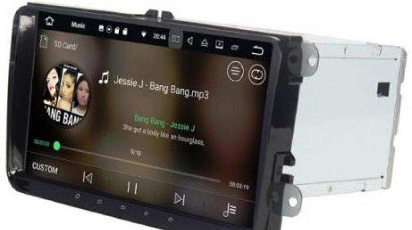 NAVIGATIE CARPAD ANDROID DEDICATA VW Caravelle NAVD-MT9800 9'' 16GB 2GB RAM GPS WAZE CAMERA BONUS!