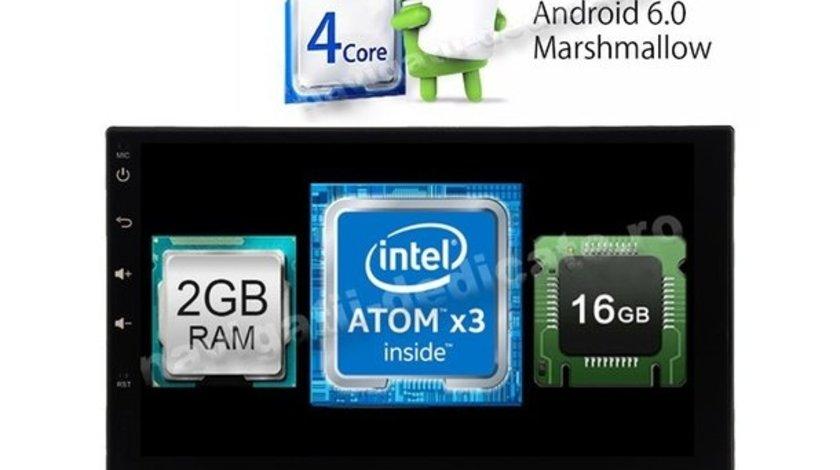 NAVIGATIE CARPAD Citroen C2 ANDROID 6.0.1 USB INTERNET 3G WAZE DVR GPS Intel 2GB Ram NAVD-i902