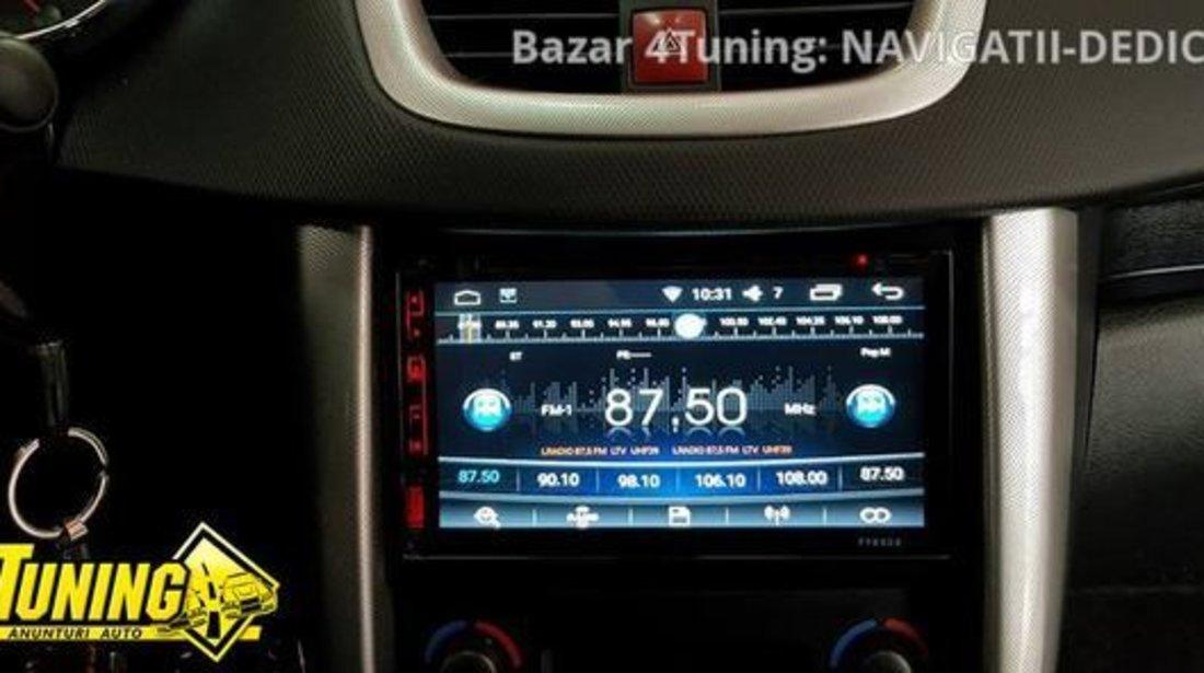 NAVIGATIE CARPAD CU ANDROID DEDICATA SEAT LEON 2004-2011 DVD PLAYER AUTO CU USB SD MIRRORLINK