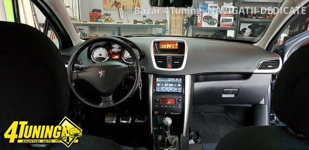 NAVIGATIE CARPAD CU ANDROID DEDICATA VW GOLF 4(MK4)1997-2003 DVD PLAYER AUTO CU USB SD MIRRORLINK