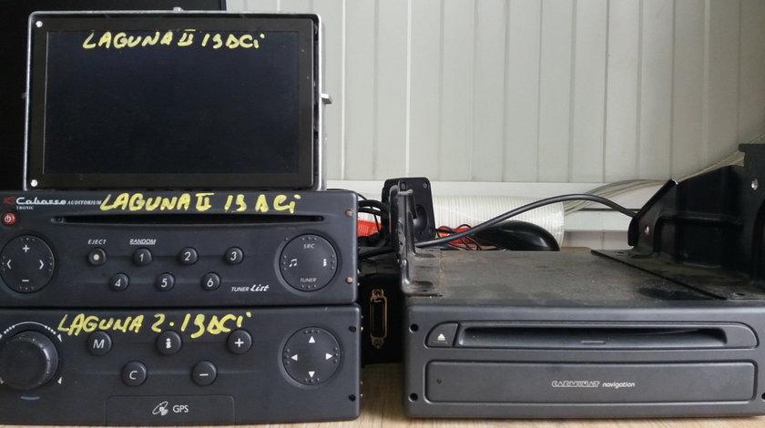 Navigatie cod 22sy203/62 si Radio/CD-Player Cabasse cod 22DC279/62E - Renault Laguna 2, 1.9DCi